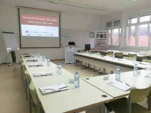 Kick-off meeting in Novo Mesto, SI