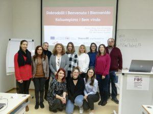 Kick-off meeting in Novo Mesto, SI